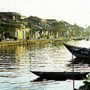 Hoi An Dawn 01 Art Print