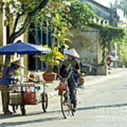 Hoi An Early Morning Art Print