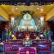Hoi Thanh Buddhist Temple Art Print