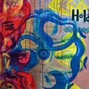 Hold Me // Kembe M' Art Print