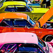 Holden Colors Art Print by Phil 'motography' Clark