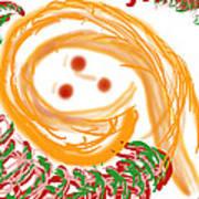 Holiday Depression Art Print
