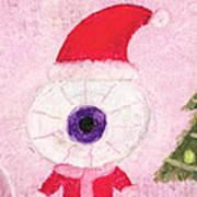 Holiday Eye Art Print