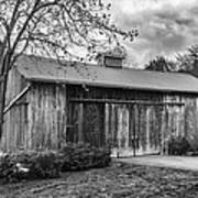 Holland Barn 2140b Art Print