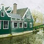 Holland House Art Print