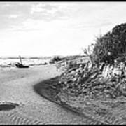 Holly Beach Now Wildwood New Jersey 1907 Vintage Photograph Art Print