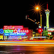 Holsum Las Vegas II Art Print by Kip Krause