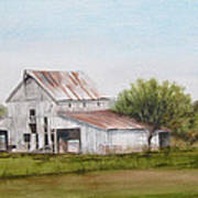 Holt Barn Art Print