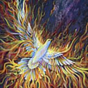 Holy Fire Art Print