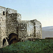 Holy Land: Ruins Art Print