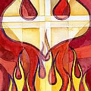 Holy Spirit 2 Art Print