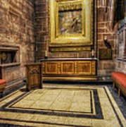 Holy Spirit Chapel Art Print