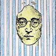 Homage To John Lennon  Art Print