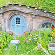 Home Of Hobbiton 1 Art Print