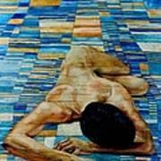 Homenaje A Paul Klee Art Print
