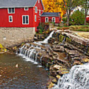 Honeoye Falls 1 Art Print