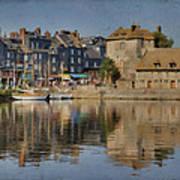 Honfleur In Normandy France Art Print