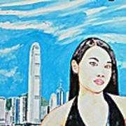 Hong Kong 2009 Art Print