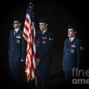 Honor Guard Art Print