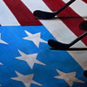 Honoring America Art Print by Marlon Huynh