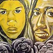 Hood Heaven Art Print