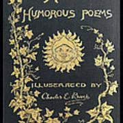 Hoods Humorous Poems Art Print