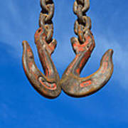 Hooked - Photography By William Patrick And Sharon Cummings Art Print
