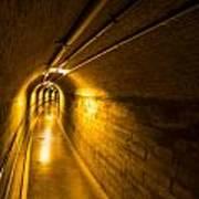 Hoover Dam Tunnel 2 Art Print
