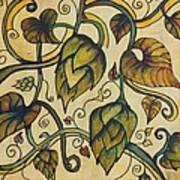 Hop Melody Art Print