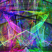 Hope 20130511 Square Art Print by Wingsdomain Art and Photography