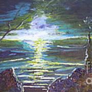 Hope In The Gloom Art Print