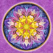 Hope Mandala Art Print
