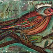Hope Will Fly Art Print