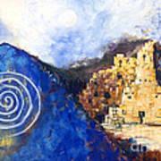 Hopi Spirit Print by Jerry McElroy