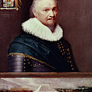 Horace Vere (1565-1635) Art Print