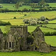 Hore Abbey Ireland Art Print
