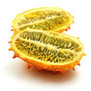 Horned Melon Art Print