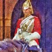 Horse Guard No.1 Art Print