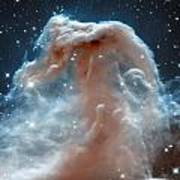 Horse Head Nebula Art Print