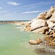 Horseshoe Bay South Australia Art Print