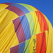 Hot Air Ballooning 2am-110966 Art Print