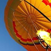 Hot Air Ballooning 2am-29241 Art Print