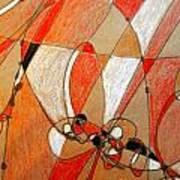 Hot Air Ballooning Art Print