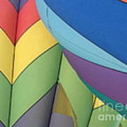 Hot Air Balloons 3 Art Print