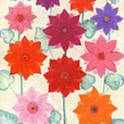 Hot Bloom Art Print