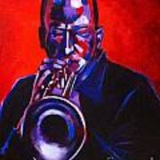 Hot Jazz Art Print