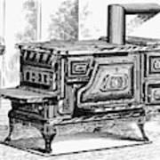 Hot Water Oven, 1875 Art Print