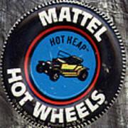 Hot Wheels Hot Heap Art Print