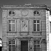Hotel De Brantes - Avignon France Art Print