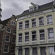 Hotel Prins Hendrick Amsterdam Art Print